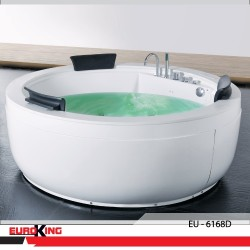 Bồn tắm massage EuroKing EU-6168D